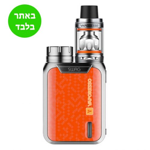 Vaporesso Swag 80W Kit NRG SE Clearomizer