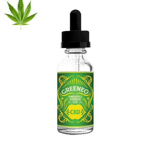 Greeneo PINEAPLLE_EXPRESS CBD 400Mg