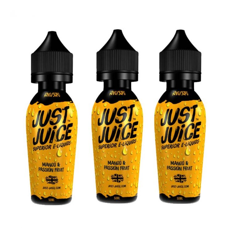 Just Juice – Mango Passion BUNDLE