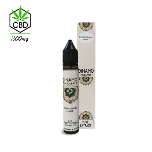 Dinamo 300mg CBD – Pineapple