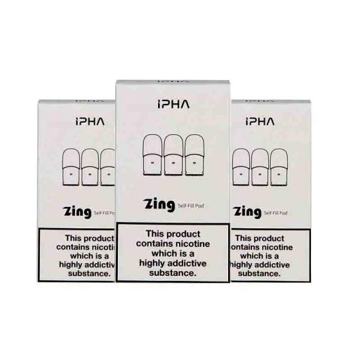 IPHA Zing Pods Tripel Pack
